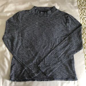 Madewell Tops - Madewell High Neck Shirt